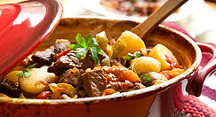 Beef stew goodness!
