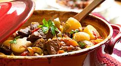 Beef stew goodness!