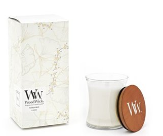 Classic vanilla bean candle. Perfect alone or with the aforementioned coffee beans. via Indigo.