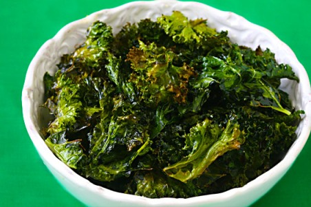 Mmmm kale chips, via Gimme Some Oven