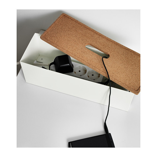 Ikea simplicity - this box does exactly what it needs to do, looks good and is the best value.