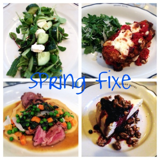 Drake Spring Fixe Dishes