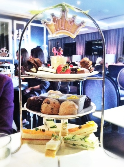 Last year's high tea celebration at MoRoCo.