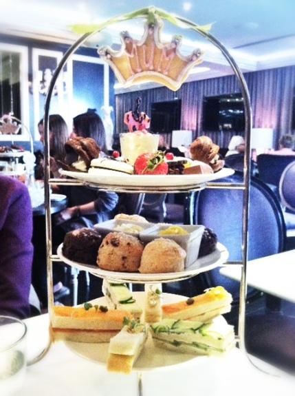 Last year's high tea celebration at MoRoCo.