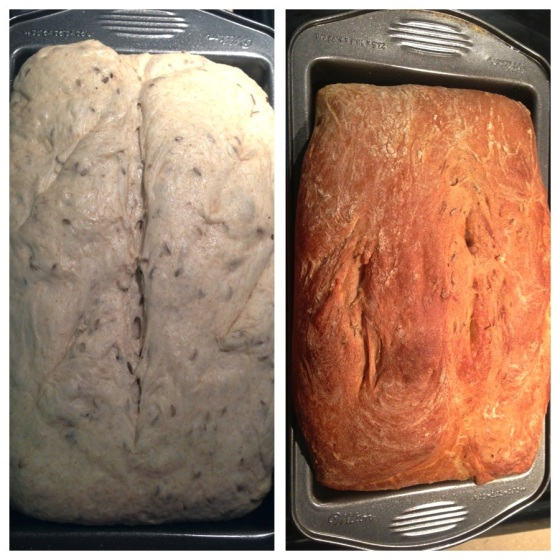 pre and post baking